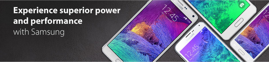 Discover the new Samsung Galaxy Note 4