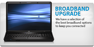 Broadband Upgrade